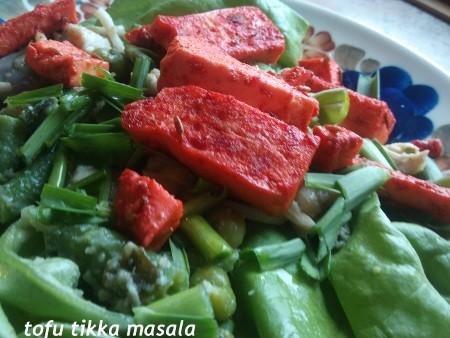 Szybko, zielono i z tofu