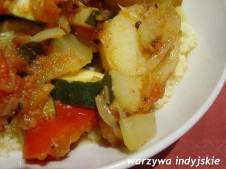 Warzywa indyjskie