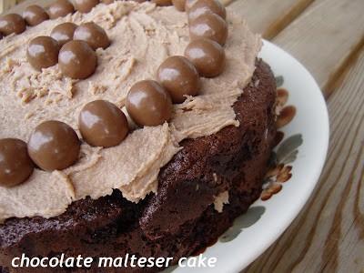 Czekoladowe ciasto z Maltesers