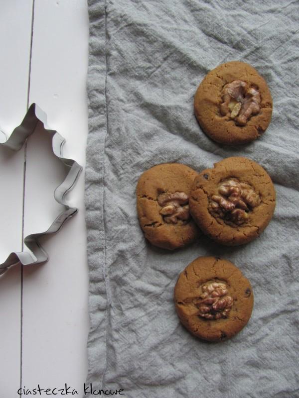 Szybkie ciasteczka klonowe