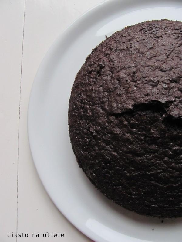 Ciasto czekoladowe na oliwie