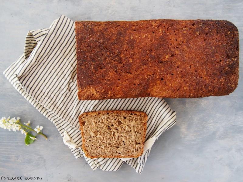 Chleb razowy owsiany