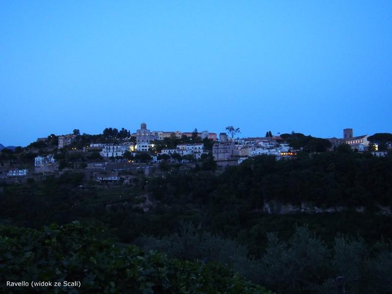 Pocztówki z Amalfi (i okolic)