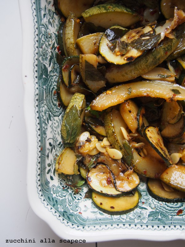 Cukinia, pomidor, kalafior: trzy dodatki na początek jesieni