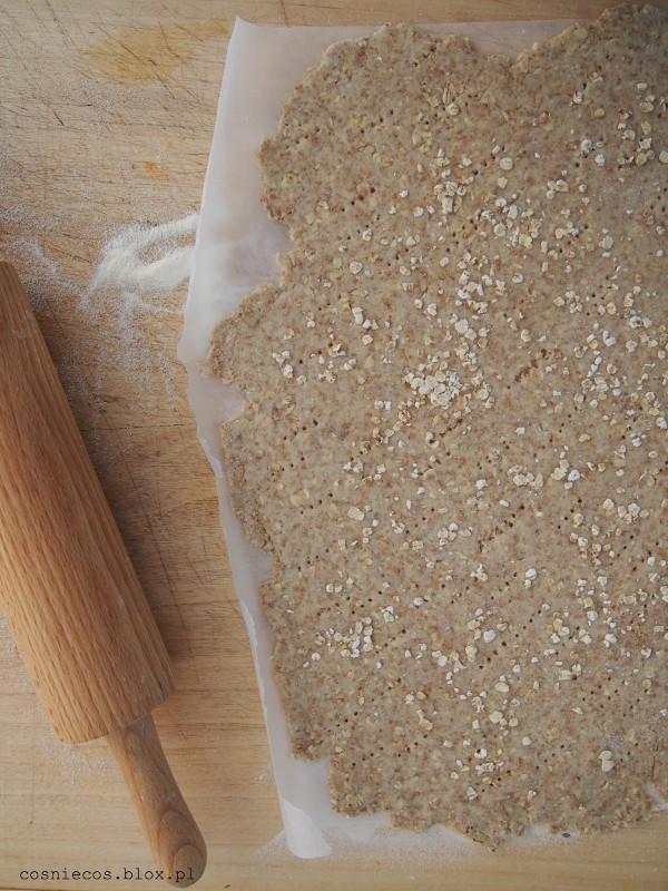 Chrupki chleb owsiany