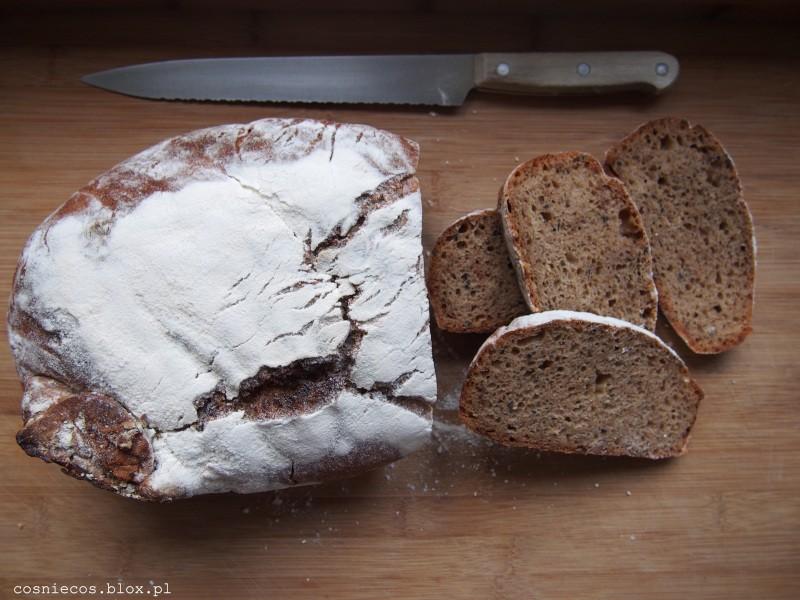 WBD2018: chleb z burakiem (na zakwasie) / WBD2018: beet sourdough