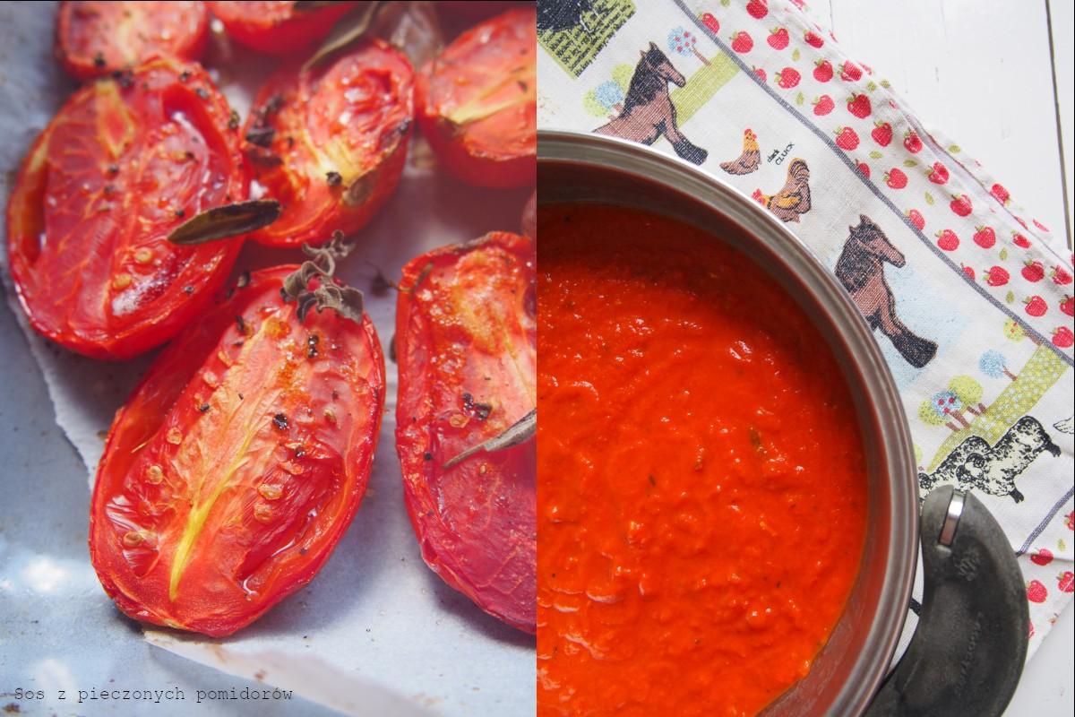 Sos Wietoczki (z pieczonych pomidorów)