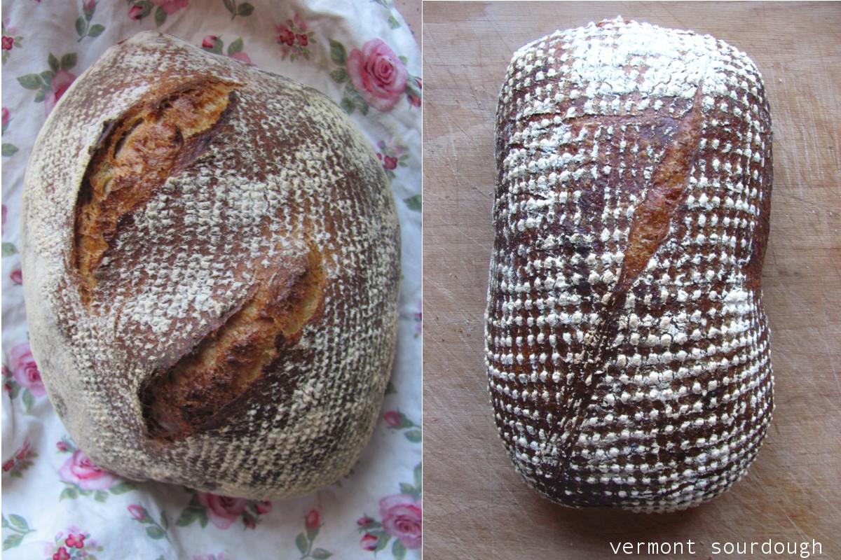 World Bread Day 2013: Vermont Sourdough