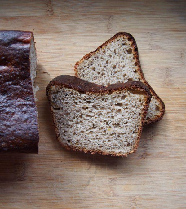 WBD2019: chleb z gruszką na zakwasie / WBD2019: pear sourdough