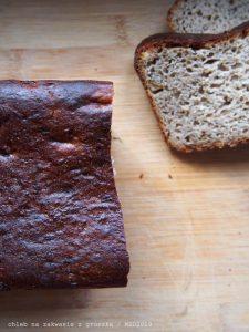 Chleb z gruszką