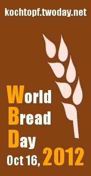 WBD 2012: chleb z sokiem z ogórków kiszonych i przyprawa do chleba