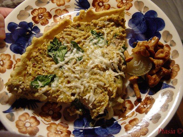 Tarta eksperymentalna – 3 x curry