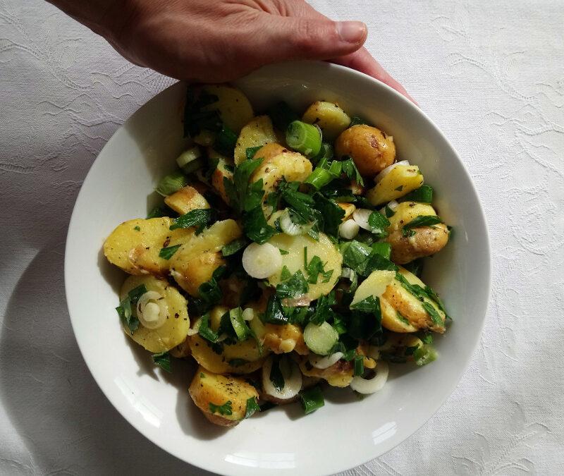 Ziemniaki na lato