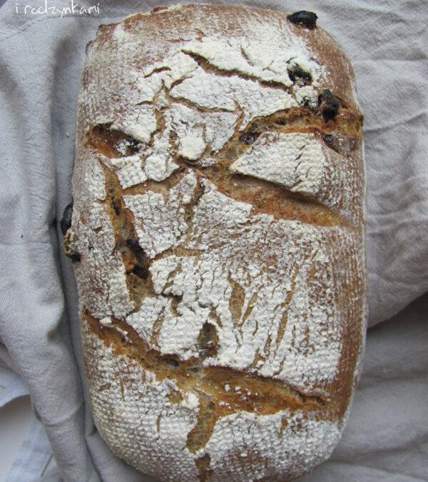 Powrót do Hamelmana: bagietki i chleb z orzechami włoskimi