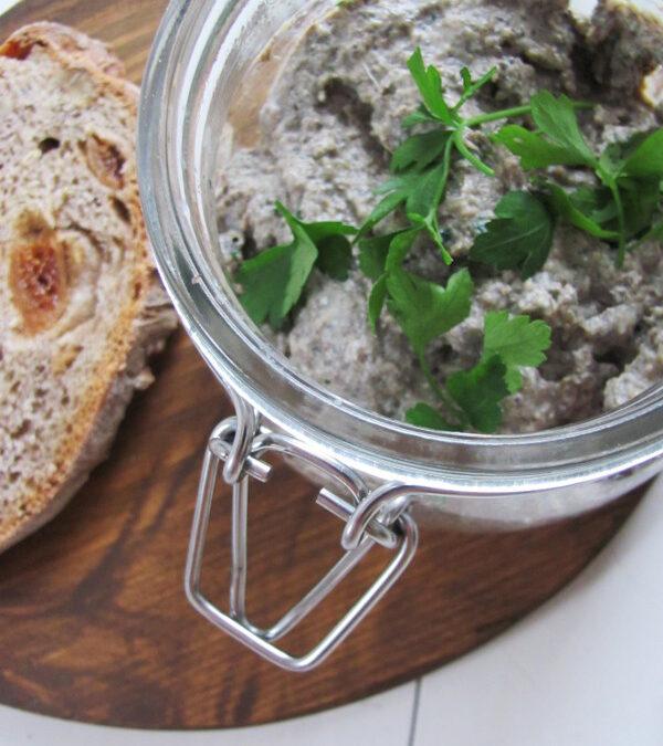 Pasta pieczarkowa (do pieczywa)