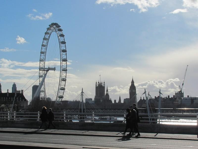 Powrót do Londynu