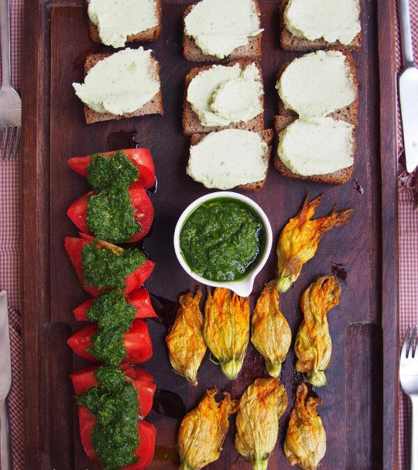 Zielono mi: sos koperkowy i inne przypominajki