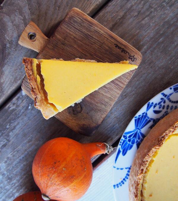 Pumpkin pie, czyli placek z dynią