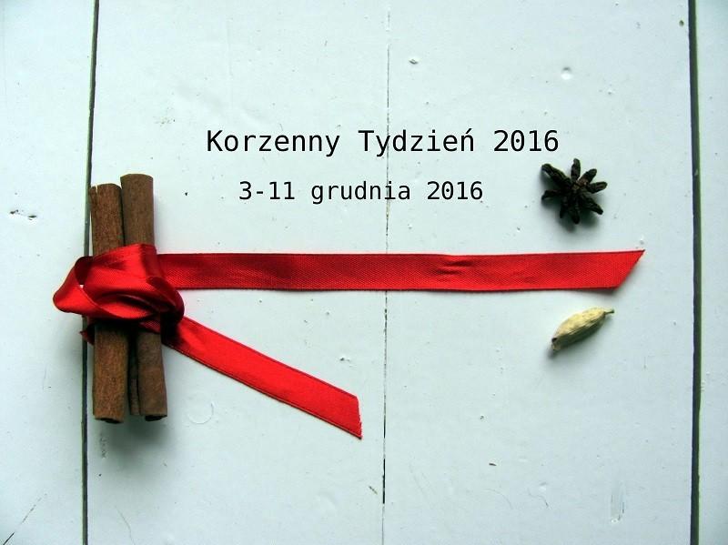 Zaproszenie: Korzenny Tydzień 2016