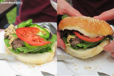 (Ham)burgery