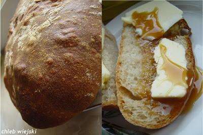 Weekendowa Piekarnia #69: Chleb wiejski (Country bread)