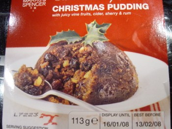 Słodko, świątecznie i brytyjsko