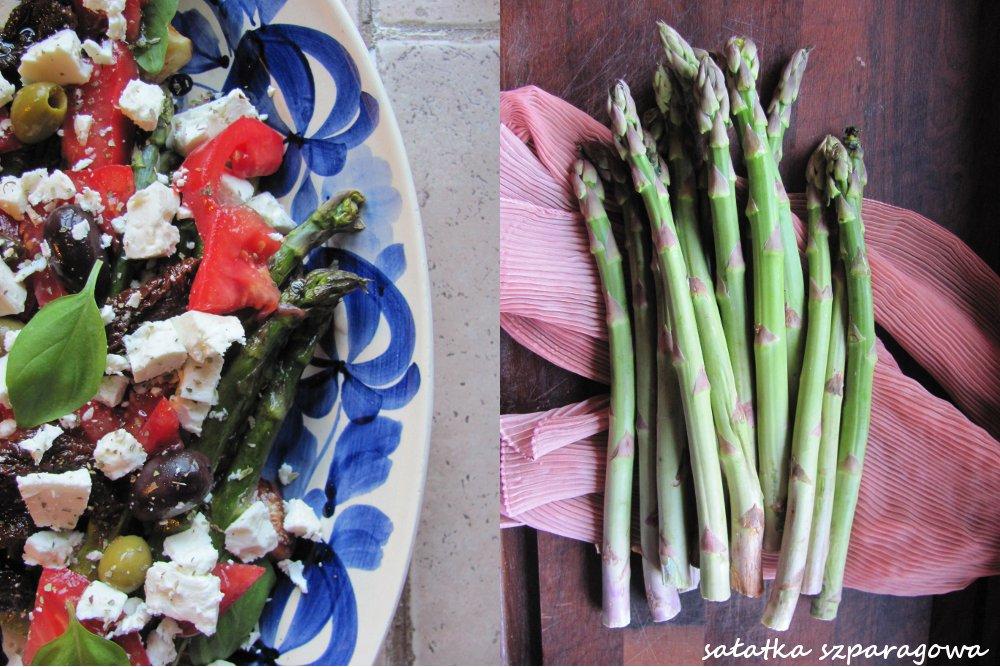 Zielono mi 2013: szparagi i szczaw