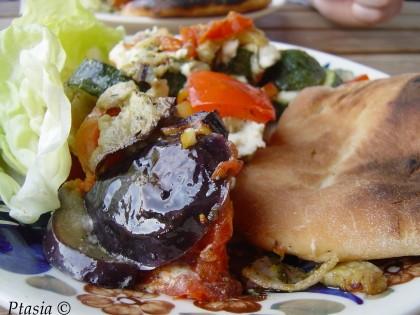 Warzywa pieczone na grillu