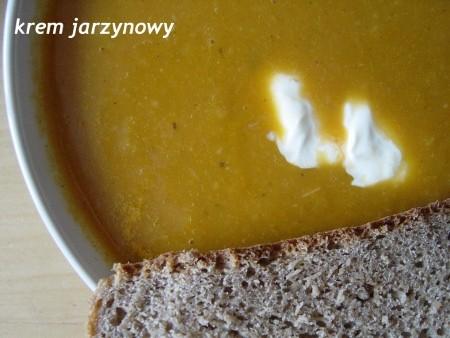 Zupa: krem jarzynowy