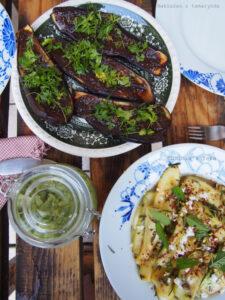 bakłażan z tamaryndą